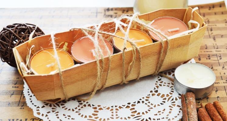 Деревянная упаковка из шпона