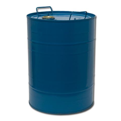 Металлическая бочка 50 литров с пробкой