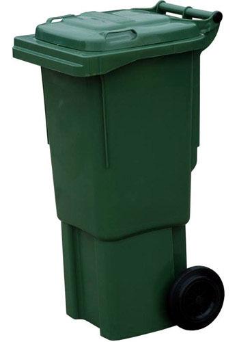 Мусорный пластиковый контейнер 60 литров Артикул MGB-60