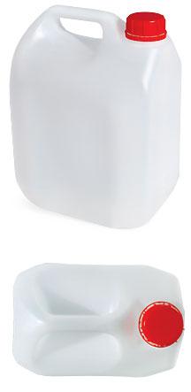 Пластиковая канистра 4,0 л