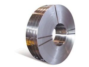 Стальная металлическая лента