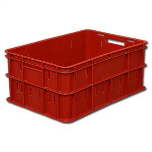 Ящики пластиковые для мяса, колбасы и рыбы