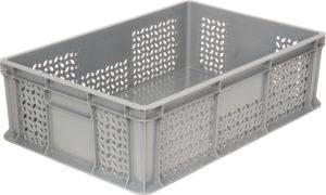 Ящик 600x400x180 без ручек сплошное дно