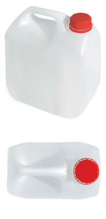 Пластиковая канистра 3 литра Премиум