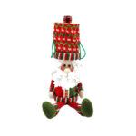 Дед мороз мешок с ножками