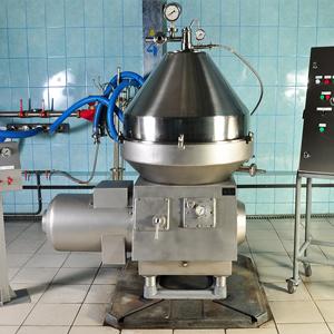 Сепаратор для очистки сыворотки Ж5-ОХ-2С
