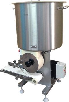 Котлетный автомат ИПКС-123М фигурные полуфабрикаты