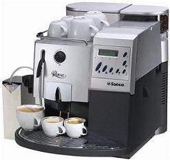 Автоматическая кофемашина Royal Cappuccino silver NEW