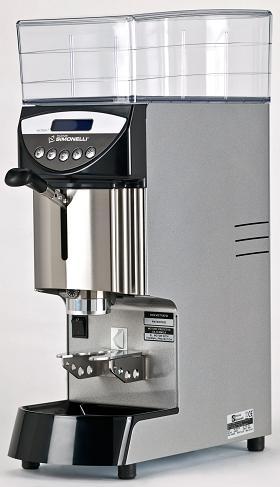 Электрическая кофемолка MYTHOS PLUS сереб. металлик