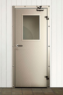 Технологические медицинские двери специального назначения РДОТ(СН) РДДТ(СН)