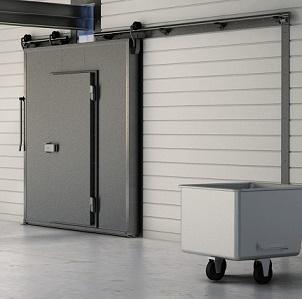 Откатные холодильные двери специального назначения ОД (СН)