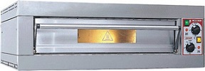 Печь для пиццы CIT EP 65 4/MC + Подставка BM 100