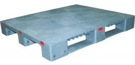 Усиленный пластиковый поддон 1200x1000x150 мм