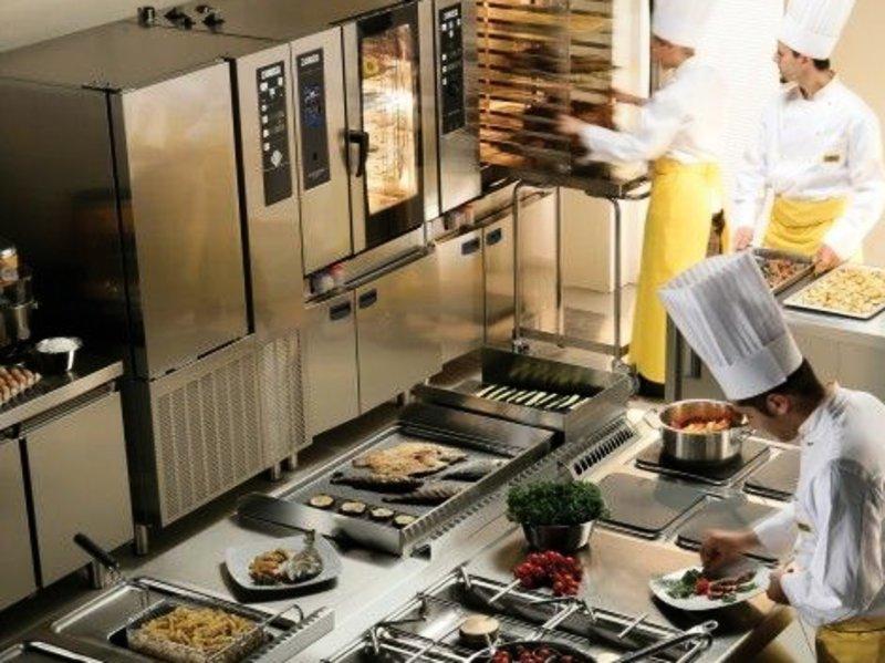Оборудование для ресторанов
