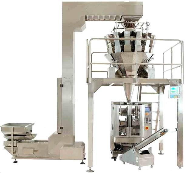 Сервоприводная вертикальная упаковочная машина BP-2000