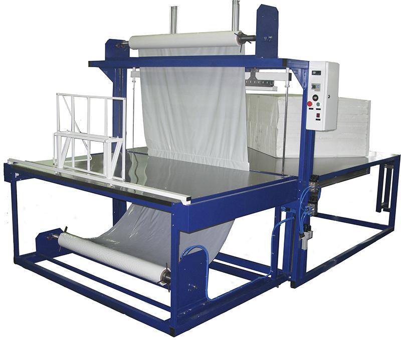 Упаковочная машина МТУ Гранд Пласт полуавтомат