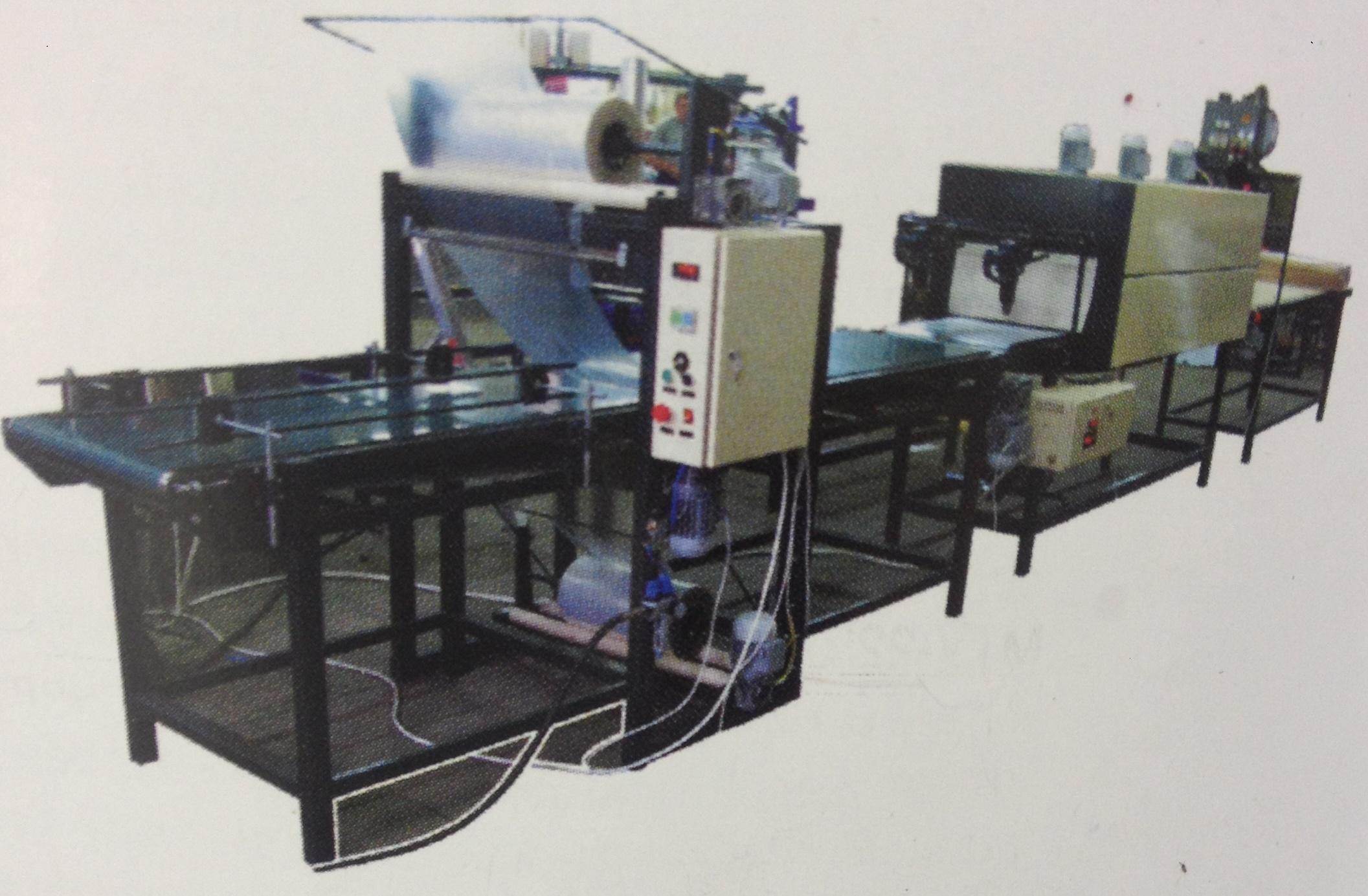 Упаковочная машина МТУ Стимул 132-263-3-4 автомат