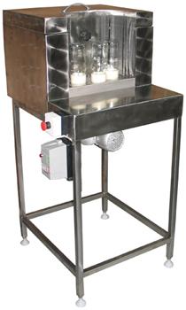 Установка мойки и стерилизации банок ИПКС-124Б(Н)