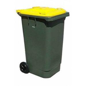 Контейнер для раздельного сбора мусора 240 л Артикул МКТ 240