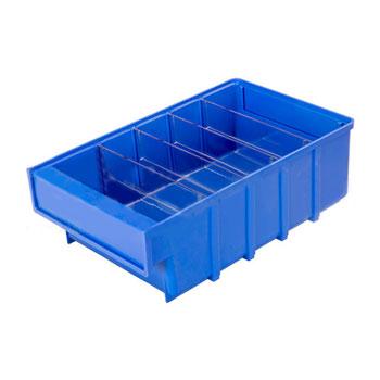 Пластиковый ящик для склада 300x185x100