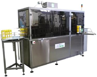 Автомат розлива и упаковки жидких продуктов Альтер-04А