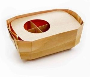 Коробка из шпона