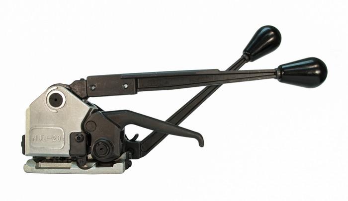 Лентообвязывающее устройство для стальной ленты МУЛ-20