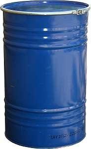 Металлическая бочка 100 литров с крышкой