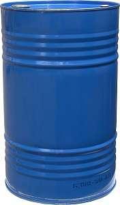 Металлическая бочка 100 литров с пробками