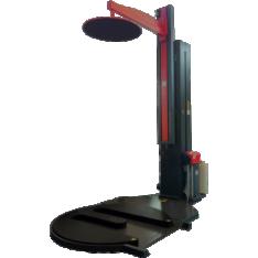 Паллетоупаковщик с W-образной платформой Vasco 600ТР