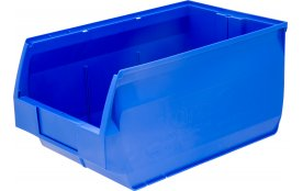 Пластиковый ящик для склада 500х310х250 Арт.5006