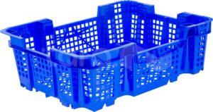 Пластиковый ящик 400 x 300 x 126