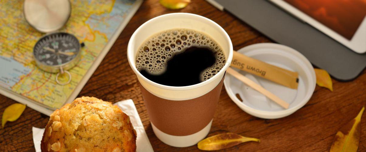 Проект Кофе с собой