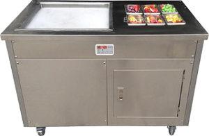 Фризер для жареного мороженого CB1+6S