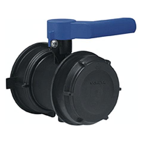 Кран клапанный обменный (80 мм)