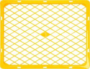 Пластиковая крышка для ящика 434 x 334 x 10