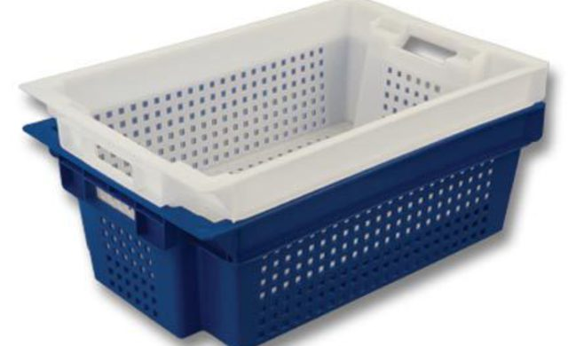 ящик пластиковый для овощей арт 102