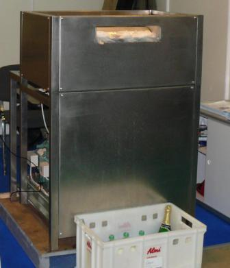 Льдогенератор чешуйчатого льда L-1100