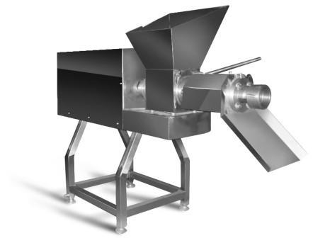 Пресс сепаратор механической обвалки ПМО-400
