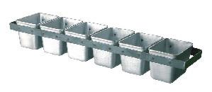 Сборка хлебопекарных форм в секции