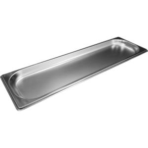 Гастроемкость нержавеющая сталь GN 2/4 Н-20