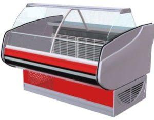 Холодильная витрина Ариада Титаниум ВН 5-160