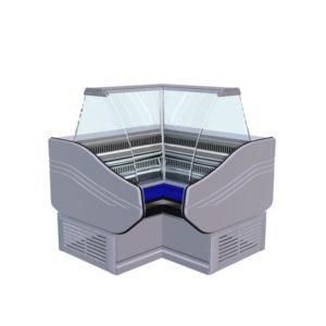 Холодильная витрина Ариель ВС 3 УВ (угол внутр)