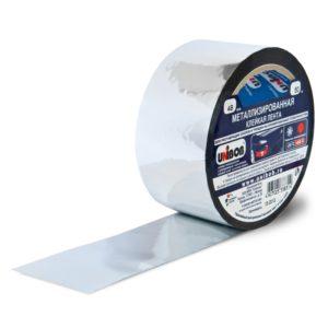 Металлизированная клейкая лента для авторемонтных работ