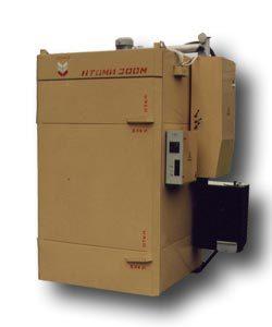 Термокамера КТОМИ-300М нержавейка внутри
