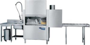 Тоннельная посудомоечная машина Elettrobar 2150 SAWY