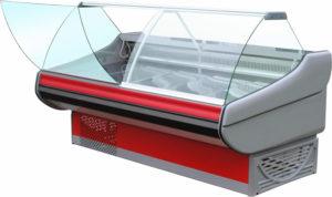 Витрина холодильная Титаниум ВС 5-200
