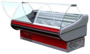Витрина холодильная Титаниум ВУ 5-150