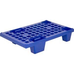 арт TR400 Паллет перфорированный на ножках синий