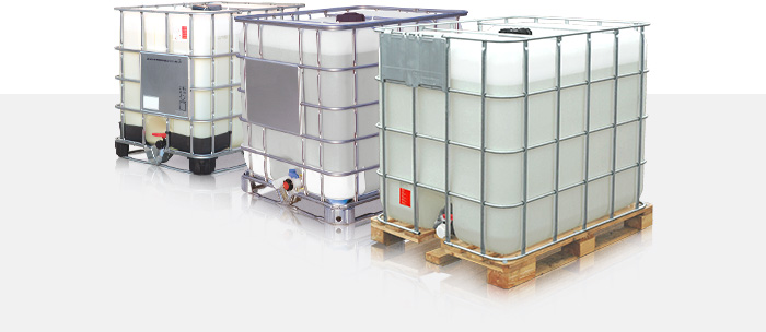 Ёмкости кубические (IBC)